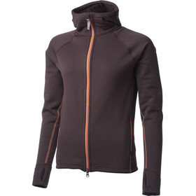 Houdini Power Houdi Jacket Women Backbeat Brown